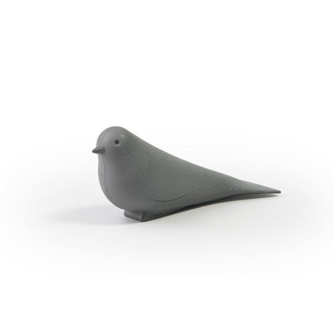 Dove Door Stopper - Grey - 0