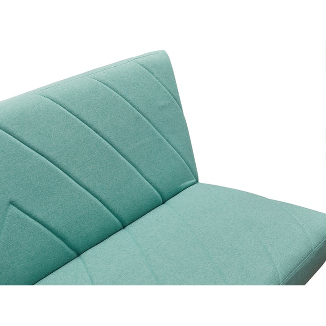 Laura Sofa Bed - Sea Green - 8