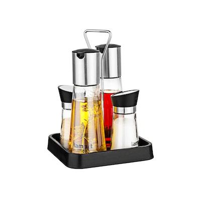 Lamart 4-Piece Condiment Set - Image 1