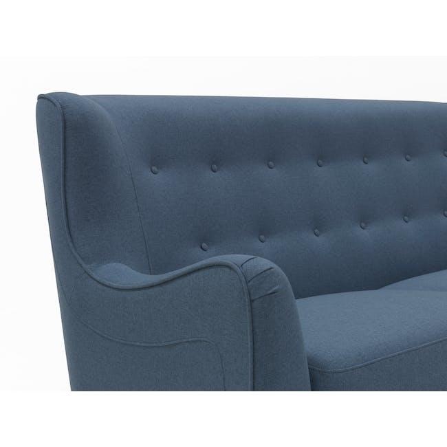 Jacob 3 Seater Sofa - Denim - 1