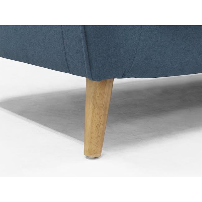 Jacob 3 Seater Sofa - Denim - 7
