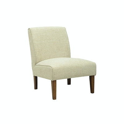 Maya Lounge Chair - Cocoa, Almond - Image 1