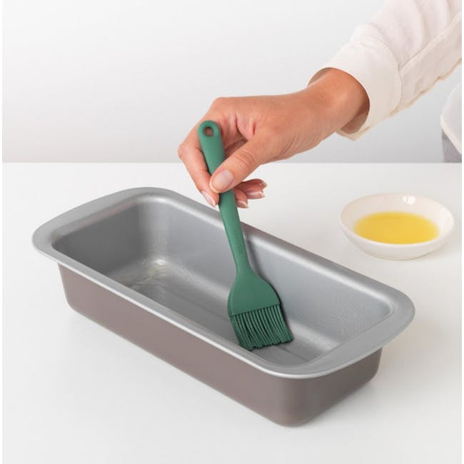 Tasty+ Silicone Pastry Brush  - Fir Green - 2