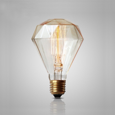 Edison Z110 Squirrel Diamond Filament Bulb - Image 2