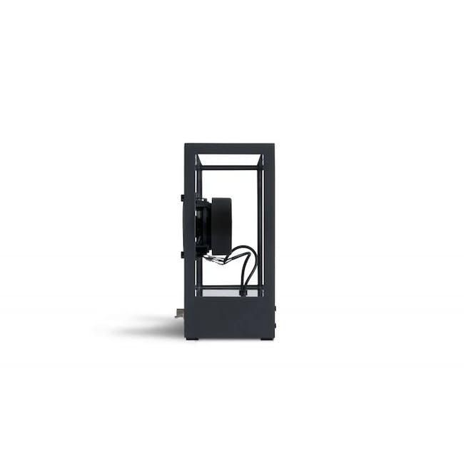 Small Transparent Speaker - Black - 4