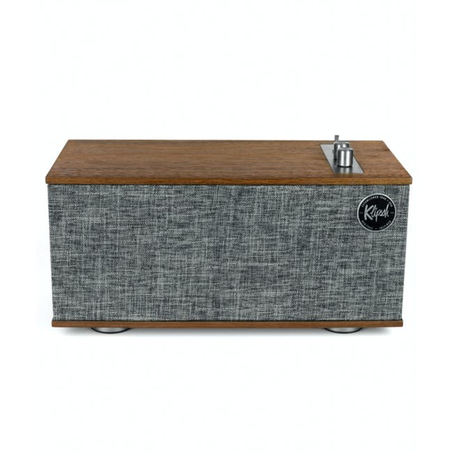 Klipsch The One II Bluetooth Speaker - Walnut - 0