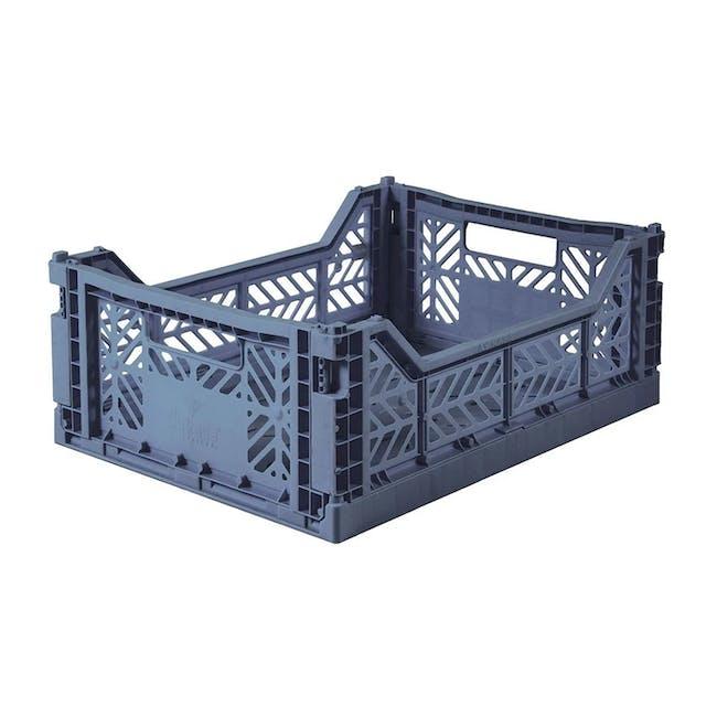 Aykasa Foldable Midibox - Cobalt Blue - 0