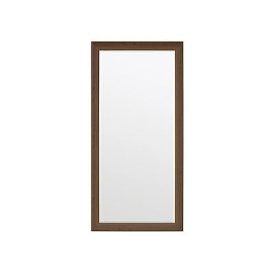 Scarlett Full Length Mirror 70 X 170 Cm Walnut Vanity