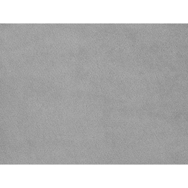 Cadencia 3 Seater Sofa - Anchor Grey (Velvet) - 8