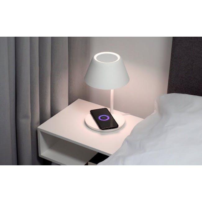 Yeelight Staria LED Bedside Lamp (W Wireless Charging Pad) - 3