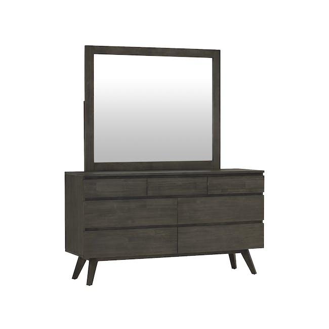 Maeve Wall Mirror 120 x 100 cm - 2