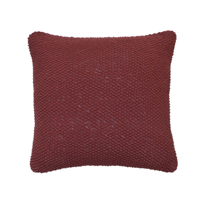 Maci Cushion - Maroon - Image 2