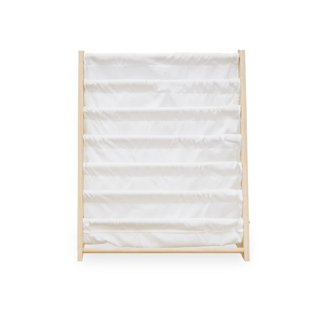 Nizu Kids Book Shelf - White - 1
