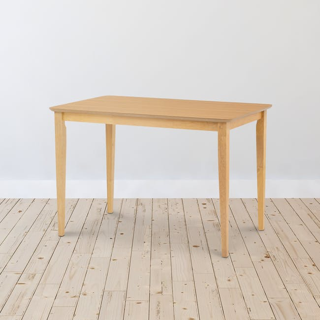 Charmant Dining Table 1.1m - Oak - 1
