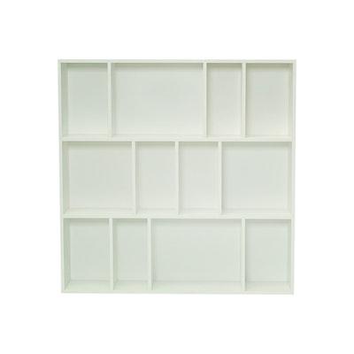 Austin Square Rack - White - Image 1