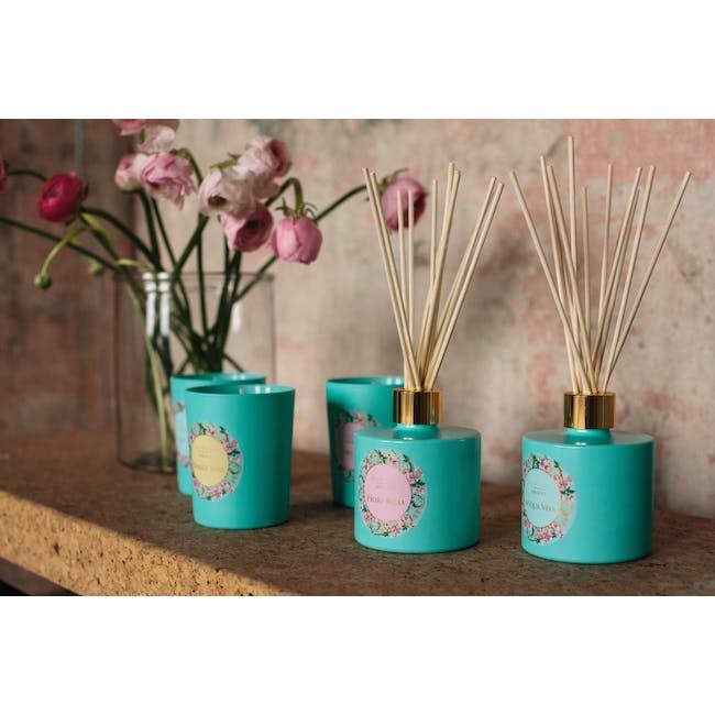 Fiori Rosa Candle - 4