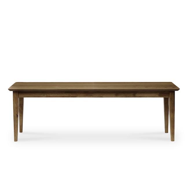 Koa Bench 1.4m - Walnut - 1