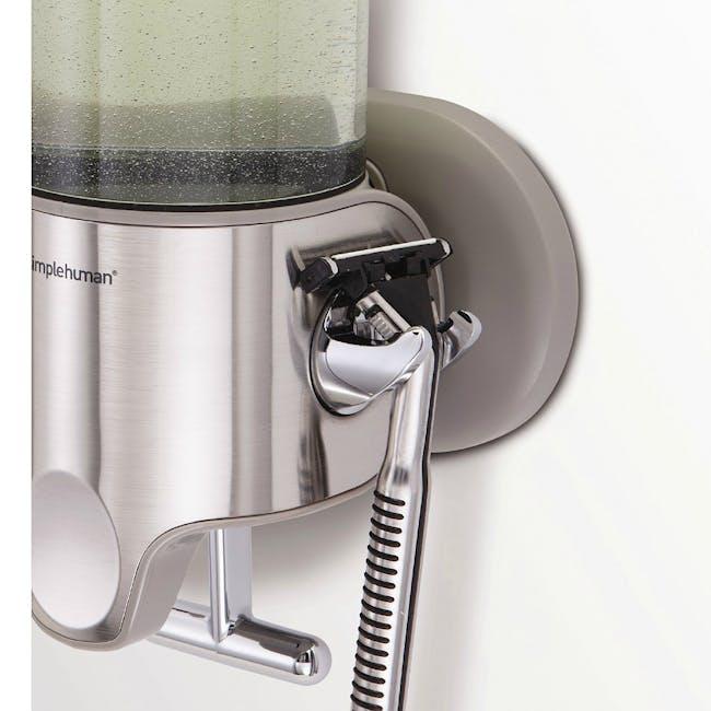 simplehuman Single Wall Mount Soap Dispenser - 1