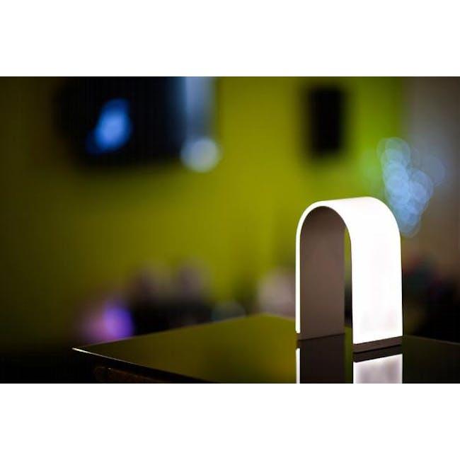 Koncept Mr n LED Lantern -Warm Silver - 2