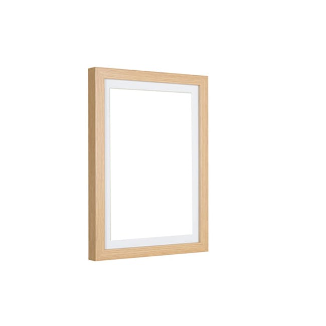 A4 Size Wooden Frame - Natural - 0