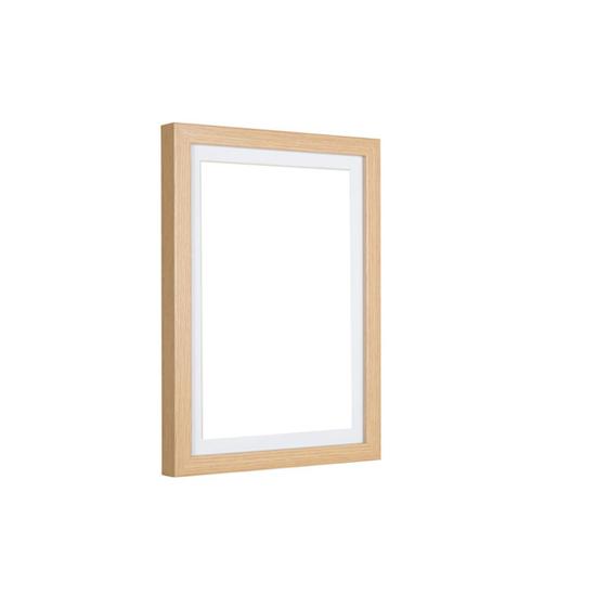 A4 Size Wooden Frame - Natural - Image 1