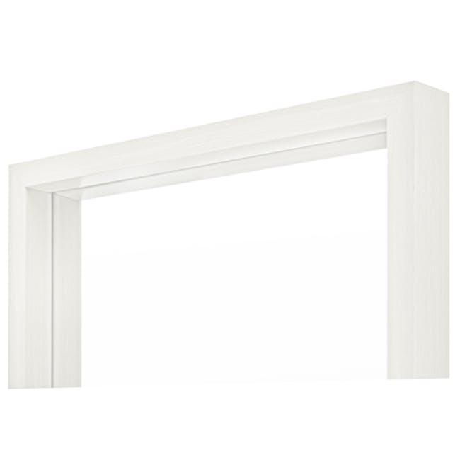 Nelson Full-Length Mirror 40 x 140 cm - White - 2