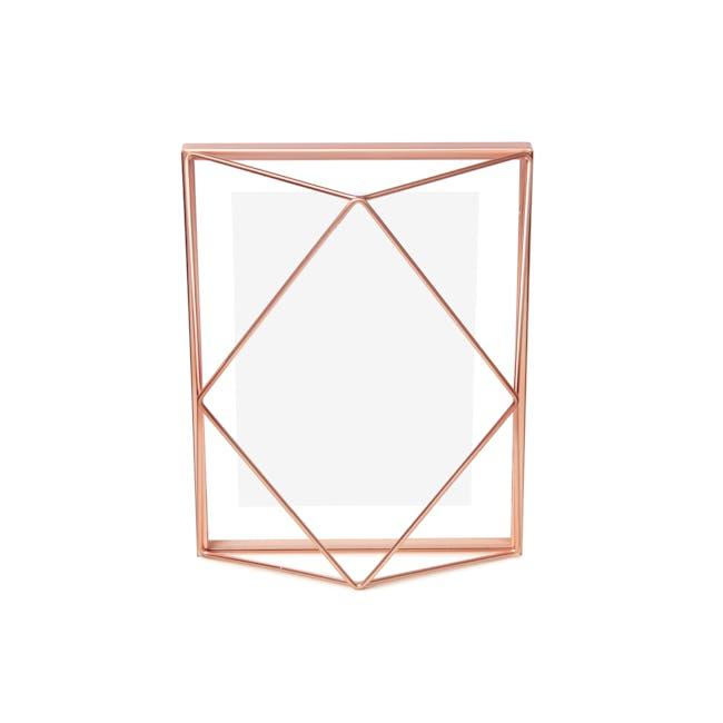 Prisma Rectangle Photo Display - Copper - 3