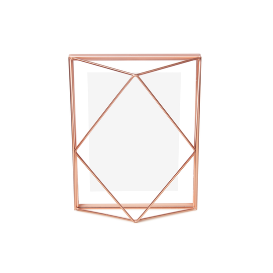 Umbra - Prisma Rectangle Photo Display - Copper