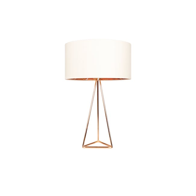 Zoey Table Lamp - Brass - 0