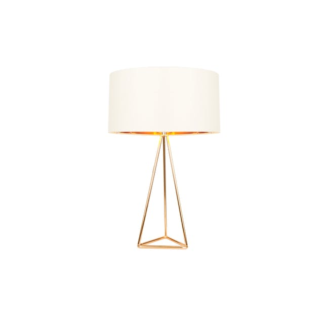 Zoey Table Lamp - Brass - 1