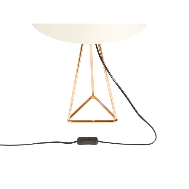 Zoey Table Lamp - Brass - 4