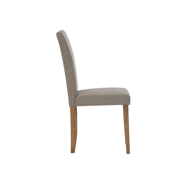 Dahlia Dining Chair - Cocoa, Tan (Fabric) - 2