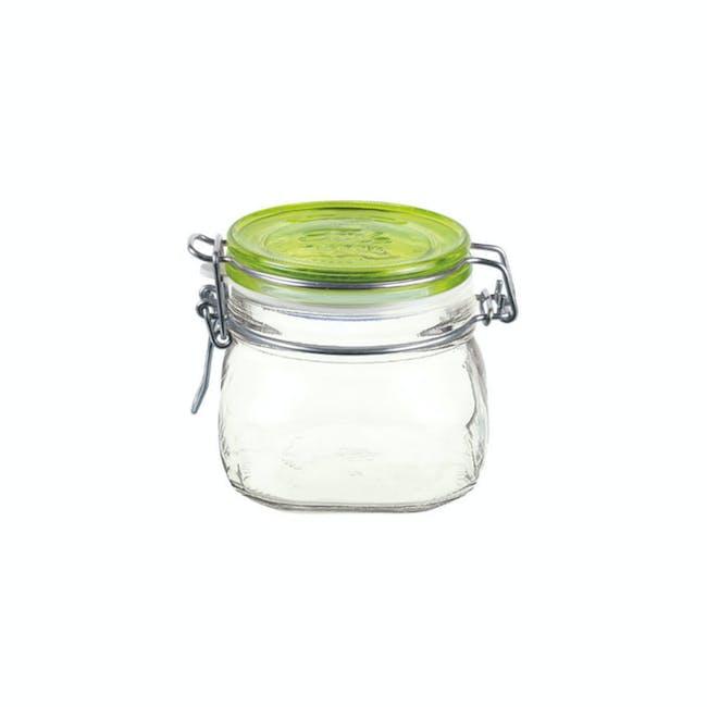 Fido Jar Herm 500 - Green - 0