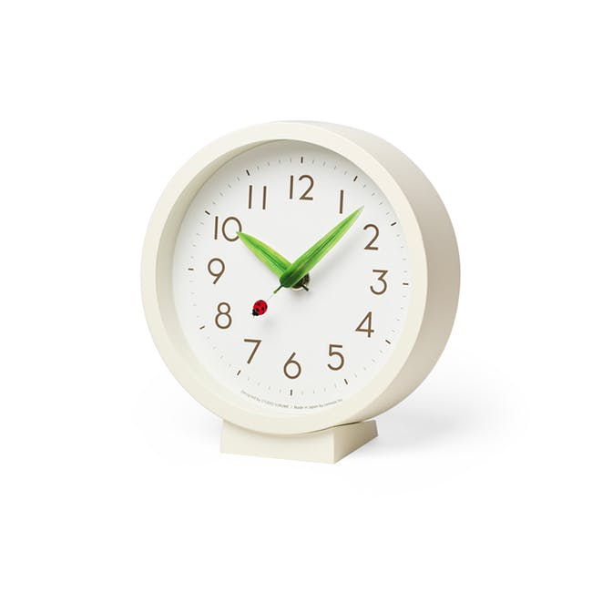 Perch Clock Mini - Tento - 0