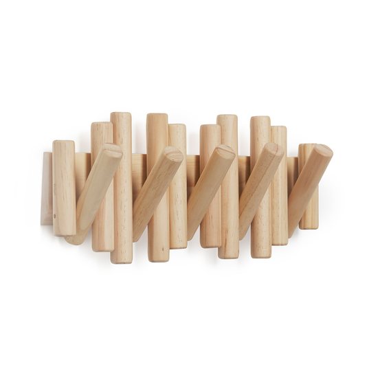 Umbra - Picket Wall Hook - Natural