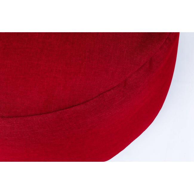 Mee Kids Bean Bag - Cherry Red - 3
