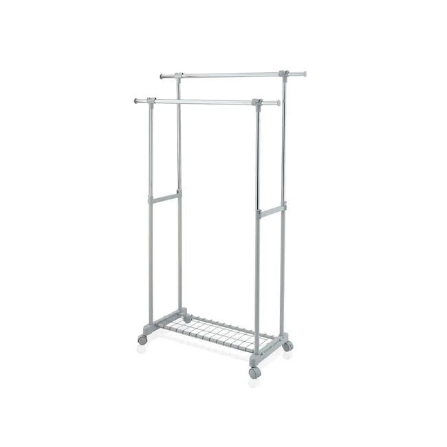 Leifheit Portable Clothes Hanging Rack - 0