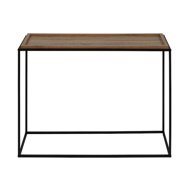 Dana Console Table 1.1m - Walnut - 1