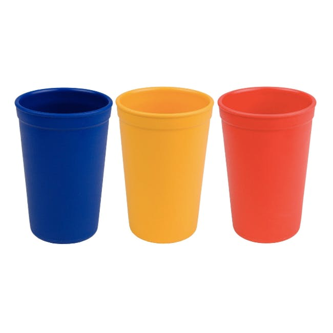 Re-Play 10oz Drinking Cup - Sunny Yellow - 2