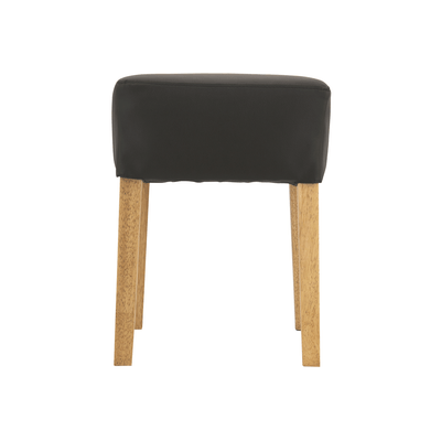 Daphne Stool - Natural, Espresso
