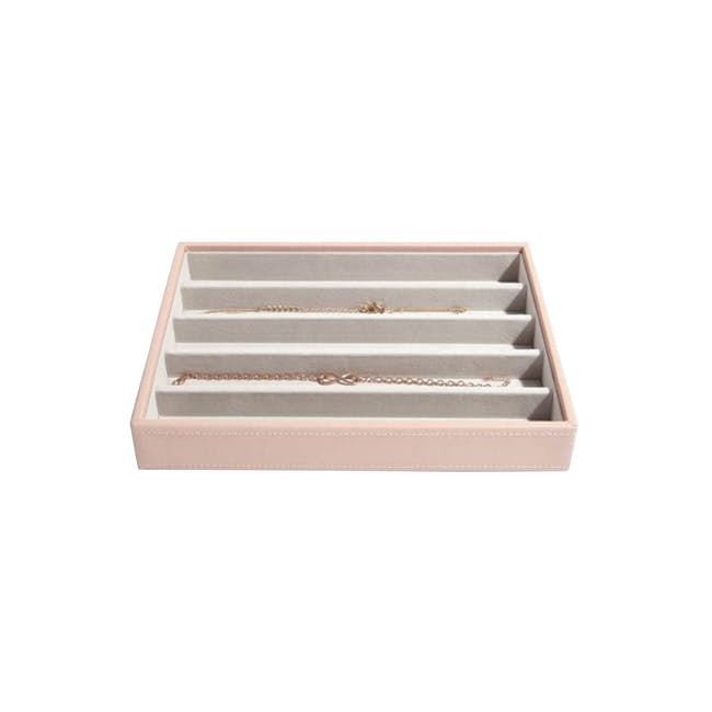 Stackers Classic Necklace Layer - Blush - 0
