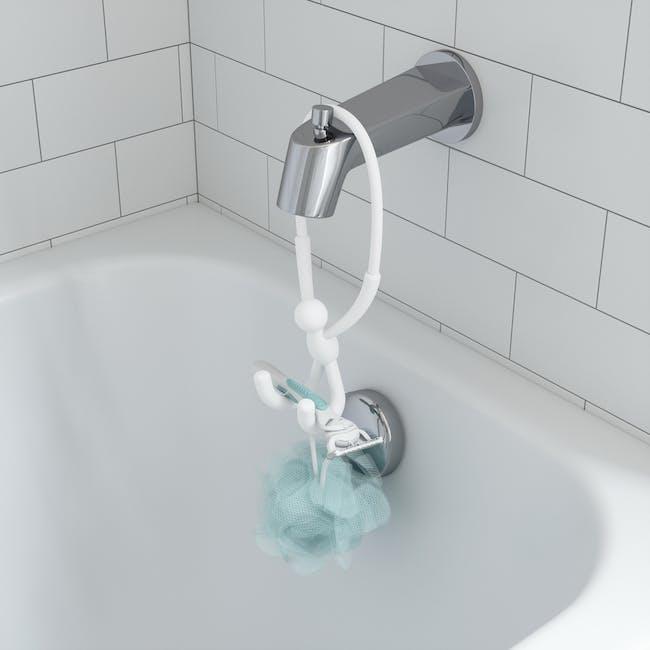 Buddy Flex Sink Caddy - White - 9