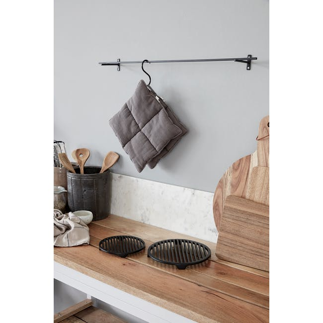Liv Aluminium Coasters - Small - 1