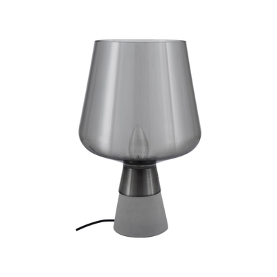 Hayden Table Lamp - Smoke - Image 1