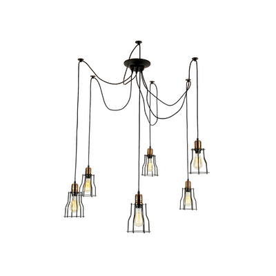 Kalle Caged Chandelier - Image 1