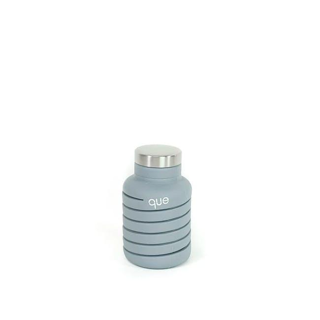 Que bottle - Stone Grey - 3