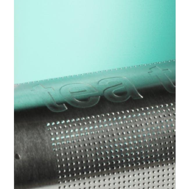 T2 Stainless Steel Flask - Aqua - 2