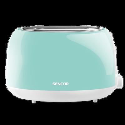 SENCOR Pastels Toaster - Teal - Image 1