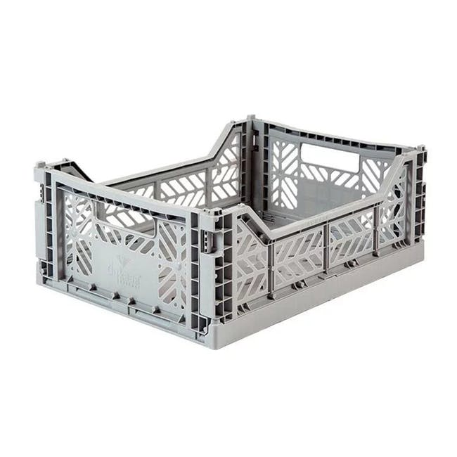Aykasa Foldable Midibox - Grey - 0