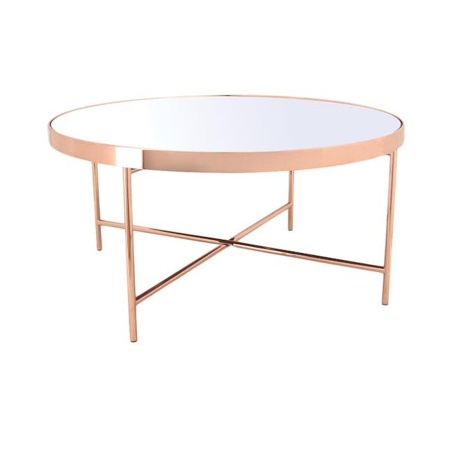 Xander Mirror Coffee Table - 1